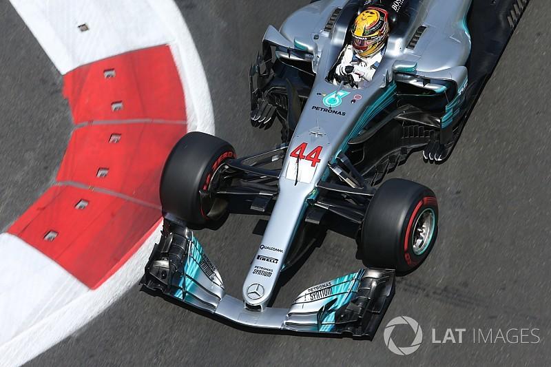 Baku, Qualifiche: Hamilton è il primo cittadino, Raikkonen terzo!
