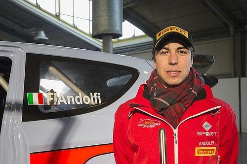 Andolfi farà 7 gare WRC2 con ACI Team Italia e Motorsport Italia
