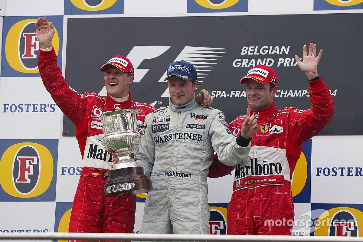 Räikkönen visszatér korábbi sikerei helyszínére
