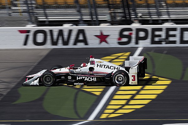IndyCar Un inspirado Castroneves rompe ayuno de tres años; Gutiérrez termina en 13