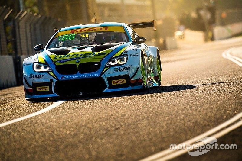 BMW changes line-up for final two Australian GT races