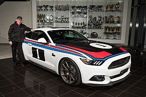 Ford's 1977 Bathurst triumph celebrated with new Mustang