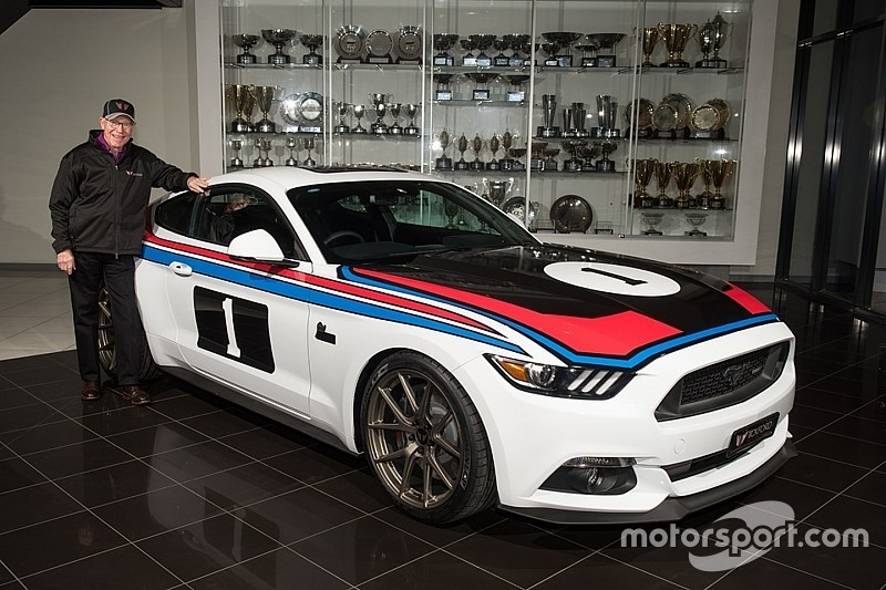 Ford S 1977 Bathurst Triumph Celebrated With New Mustang