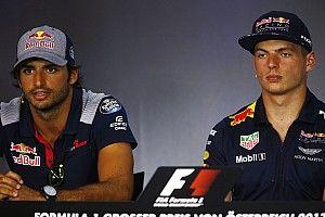 Verstappen acha que Sainz substituirá Vettel na Ferrari, e não Ricciardo