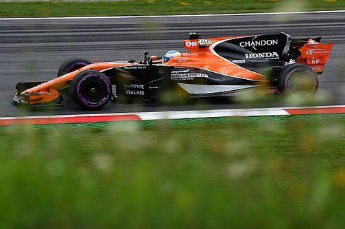 Alonso: McLaren pode chegar ao Q3 em circunstâncias normais