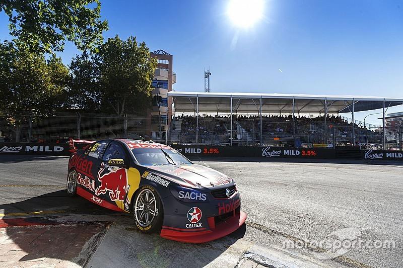 Clipsal 500 Supercars: Van Gisbergen beats Penskes to pole