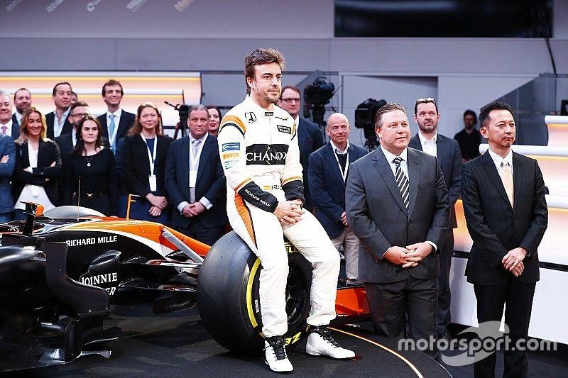 Алонсо определится с будущим в Ф1 после летнего перерыва