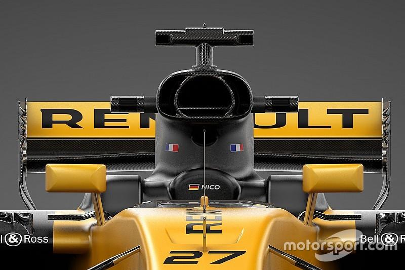 【F1】ギャラリー:ルノーR.S.17全ディテール