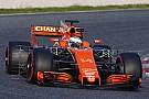 F1 Un problema del sistema de aceite enciende las alarmas en McLaren-Honda
