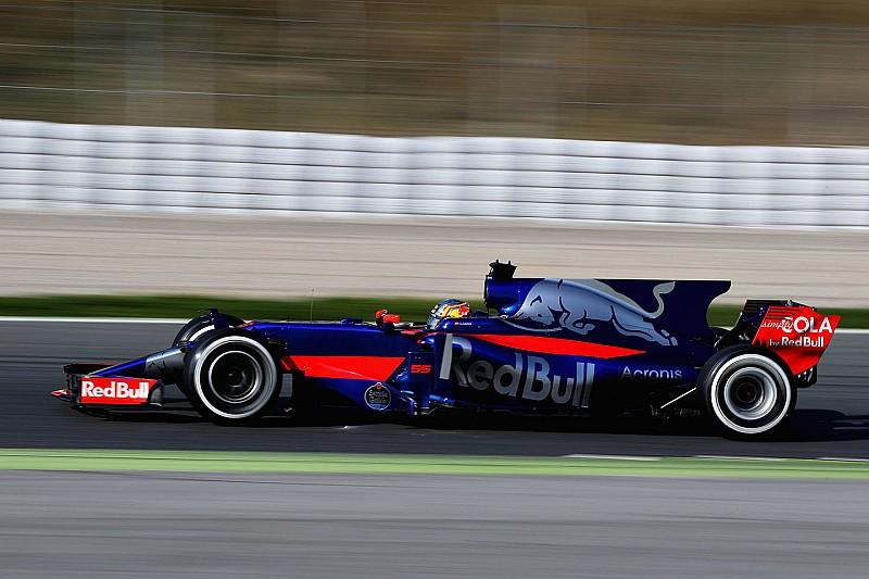 """Sainz - La F1 semble être """"une autre catégorie"""" par rapport à 2016"""