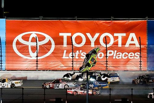 After Daytona crash, Crafton looks for redemption at Atlanta