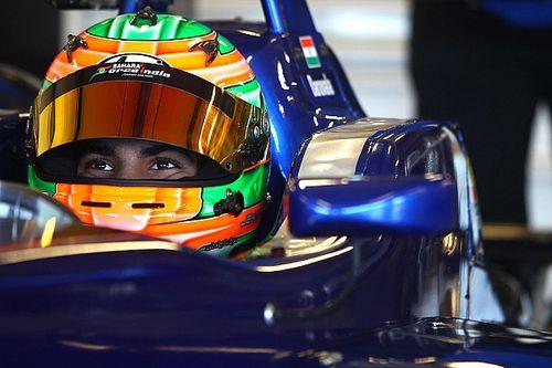 Carlin signs Daruvala for rookie European F3 season