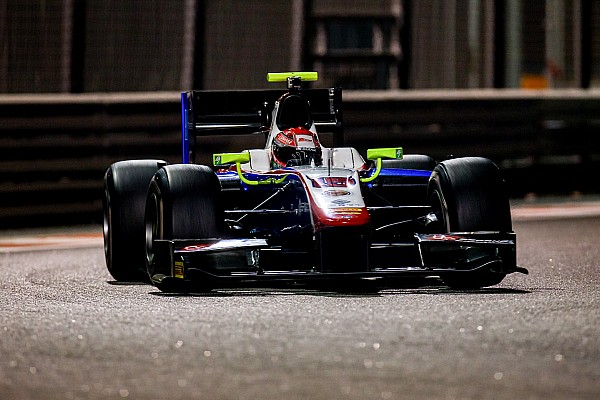 Jeffri joins Trident for second GP2 season