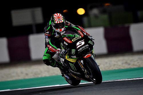 "Top riders praise Zarco for ""impressive"" Qatar showing"
