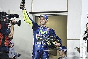 Rossi: Podium ini untuk mereka yang mengatakan saya tua