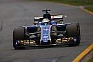 Sauber says points