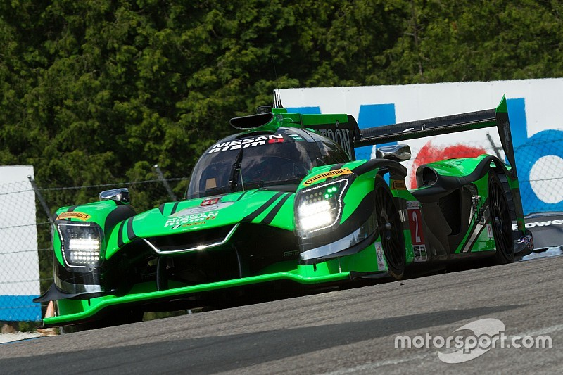 Dalziel stays with ESM for 2018 IMSA campaign
