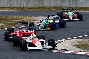 Carro de Senna é o preferido em votação popular