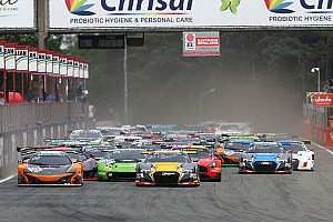 Blancpain Sprint Nieuws Zolder krijgt openingsronde Blancpain GT Series