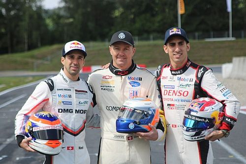 24h Le Mans: Compte à rebours pour les trois Suisses professionnels