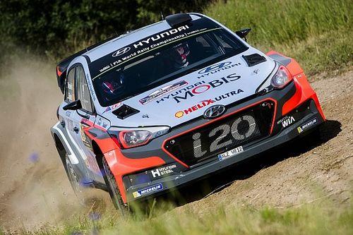 Poland WRC: Neuville edges Mikkelsen in Super Special opener