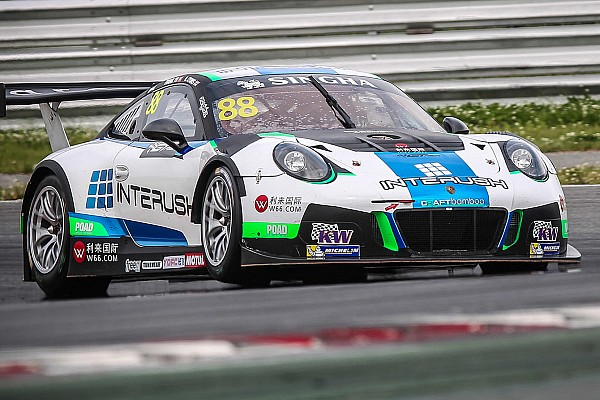 Craft-Bamboo Racing makes China debut for the Porsche 911 GT3 R