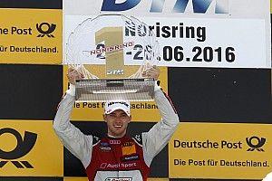 Norisring DTM: Mortara wins as Ekstrom crashes into leading Mercs