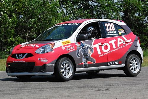 Total Canada to support three women racers in 2017