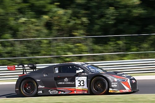 Blancpain BSS: Mies and Ide take points lead with Qualifying Race win