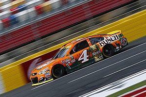 Harvick and Logano's NASCAR title hopes take a hit at Charlotte