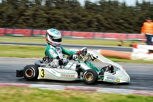 Ardigo beats Iglesias to win first race of European KZ championship