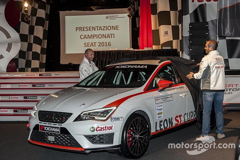 Seat Motorsport Italia: un poker di vetture per il Motorsport