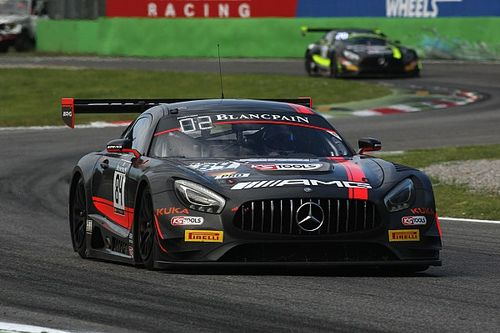 AMG-Team HTP Motorsport takes victory at Silverstone and showcases great performance at Nordschleife