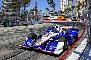 Chevy Indycar at Long Beach: Team Chevy driver post qualifying quotes