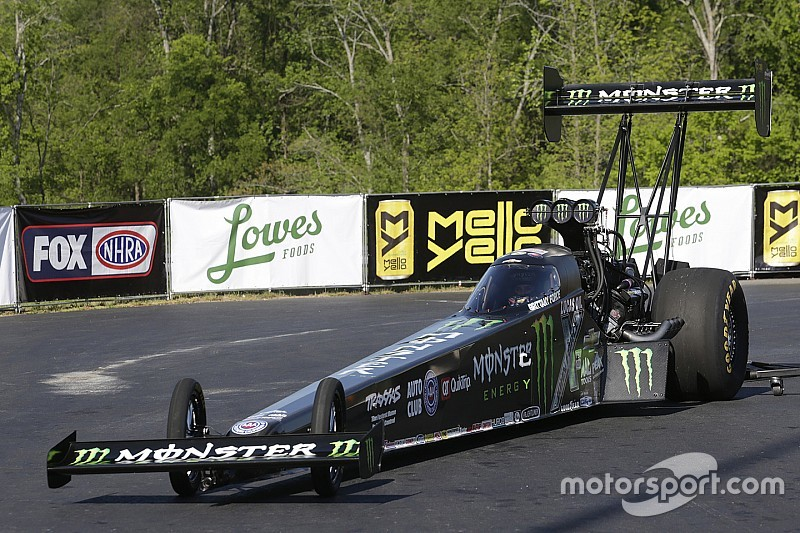 B. Force, C. Force and Enders lead qualifying friday at New England Nationals