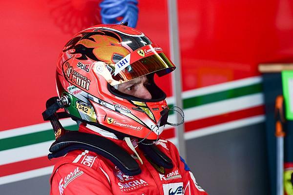 WEC Breaking news Bruni set to miss full WEC season for Porsche switch