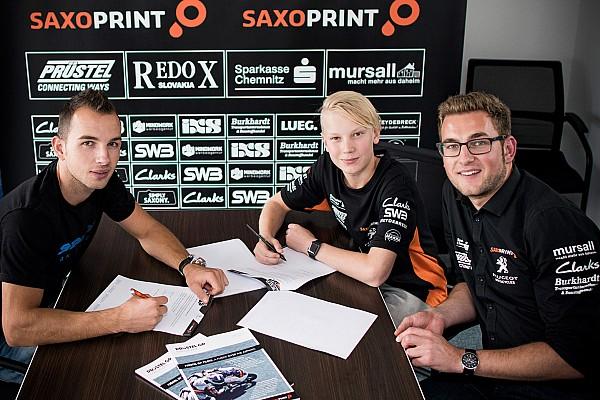 Kornfeil, Pulkkinen to ride for Peugeot in 2017 Moto3 season