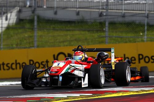 Spielberg F3: Stroll doubles up with dominant Race 3 win