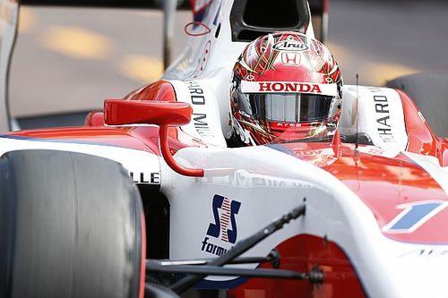 Giovinazzi penalty hands Matsushita pole for Monaco sprint