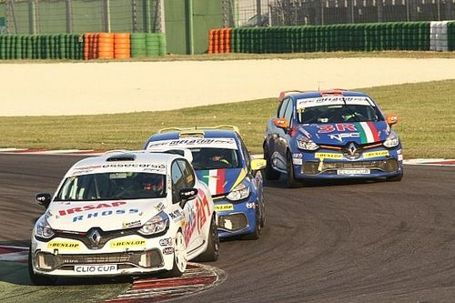 Ricciarini, Francia e Puccetti a caccia della leadership a Monza