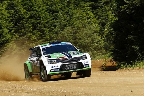 Greece ERC: Sirmacis takes shock win on main-class debut
