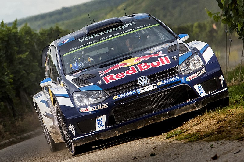 Ogier targets fourth WRC title in Corsica