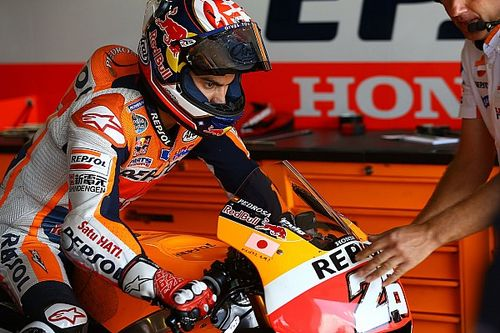 "Pedrosa tired of telling ""same story every day"" amid form slump"