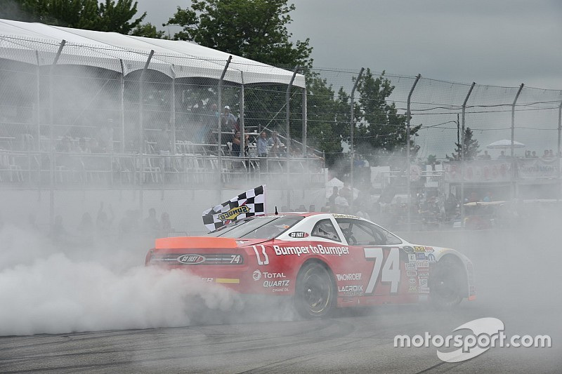 Highlights of the NASCAR Pinty's weekend in Trois-Rivières