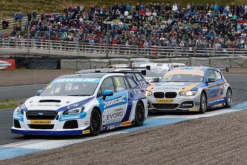 Plato: BTCC's engine parity rules unfair to Subaru