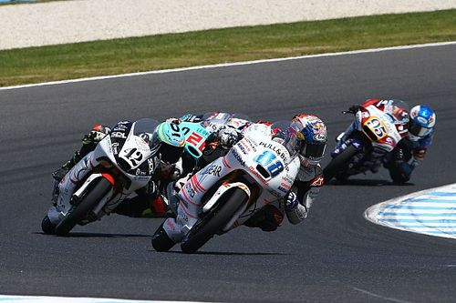 Martin says podium was possible in Australia Moto3