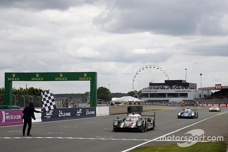 Porsche wins in Le Mans – 5,233 kilometres on the limit