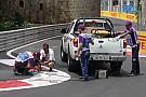 Квалификация GP2 перенесена из-за проблемы с поребриками