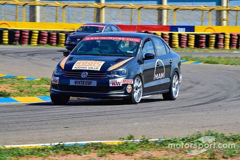 Coimbatore Vento Cup: Dodhiwala clinches season's first pole