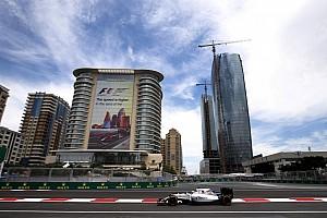Formula 1 Special feature Felipe Massa: Record-breaking Baku a weekend to remember